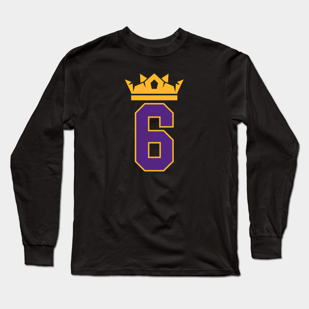 King James Lakers 6