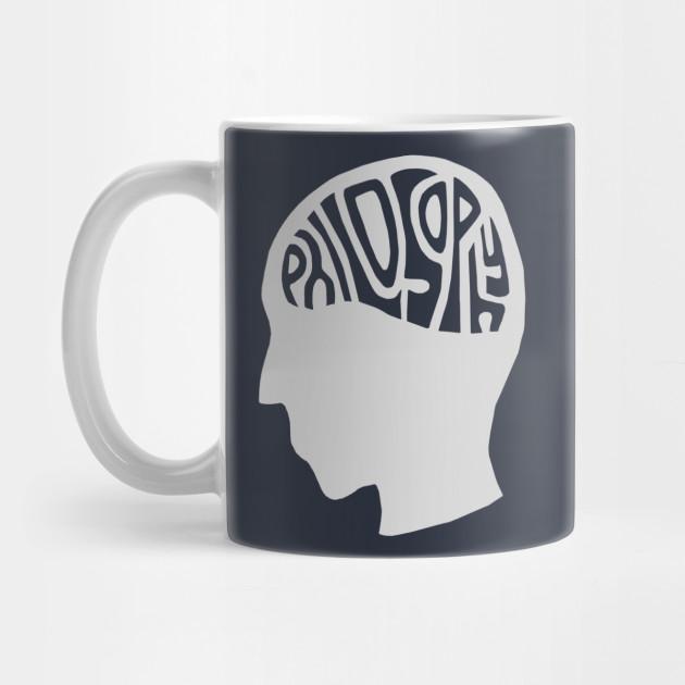 Philosophical Life Mug