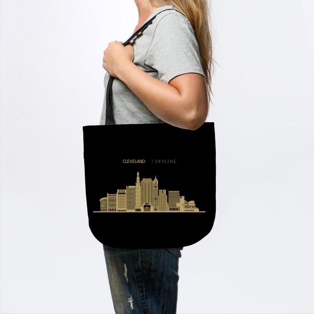 Cleveland City Skyline Travel