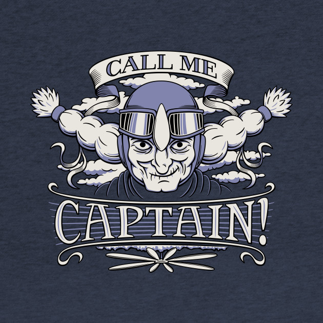 Call Me Captain!