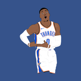 sports shoes 1a4a5 2ee94 Russell Westbrook T-Shirts | TeePublic UK