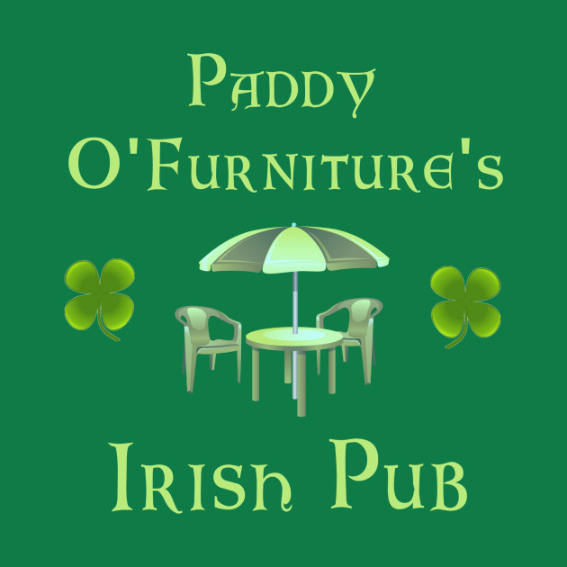 Paddy O'Furniture's Irish Pub