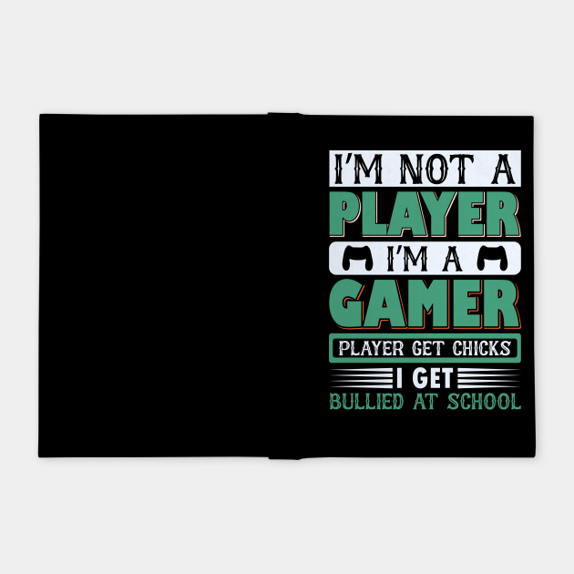 Im Not a Player Funny Gaming