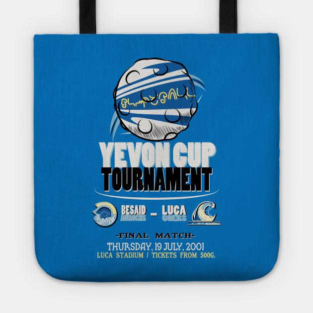 Blitzball - Yevon Cup