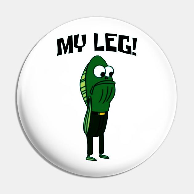 Fred The Fish- My Leg - Spongebob