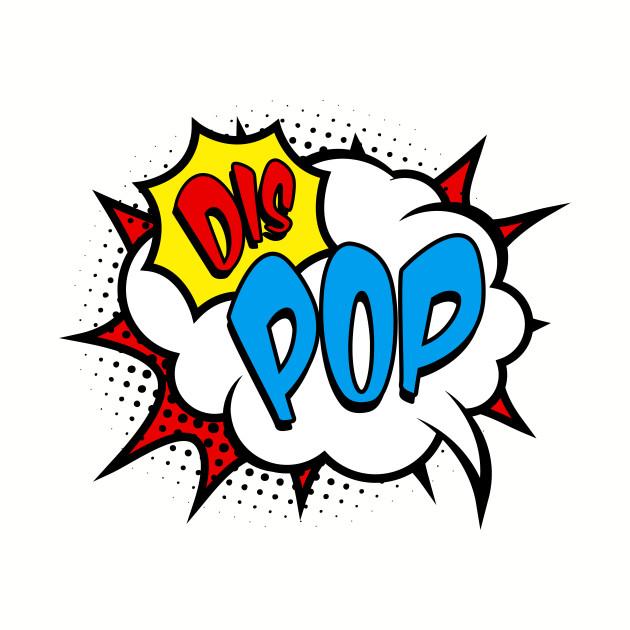 DIS POP Podcast Logo