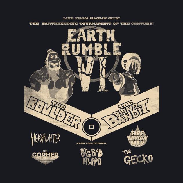 Earth Rumble VI
