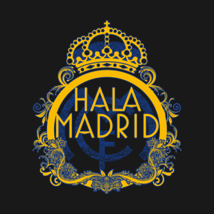 hala madrid t shirts teepublic