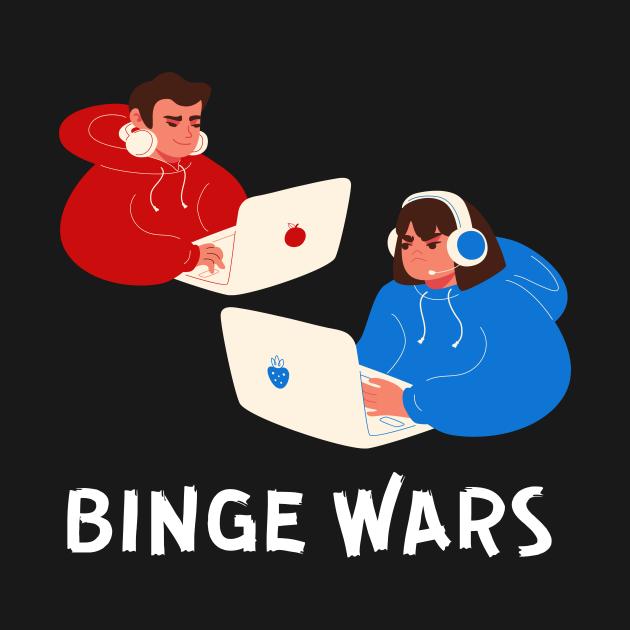 BINGE WARS