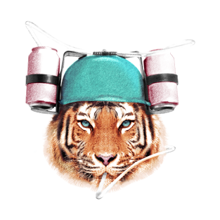 Swaggy Tiger t-shirts