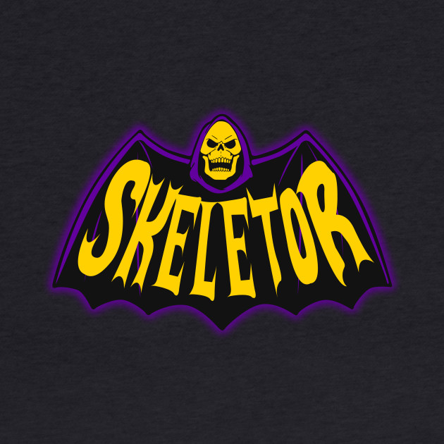 Bat-skeletor