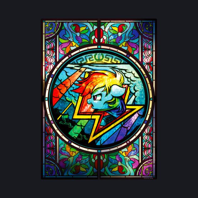Altare Secretum: Rainbow Dash