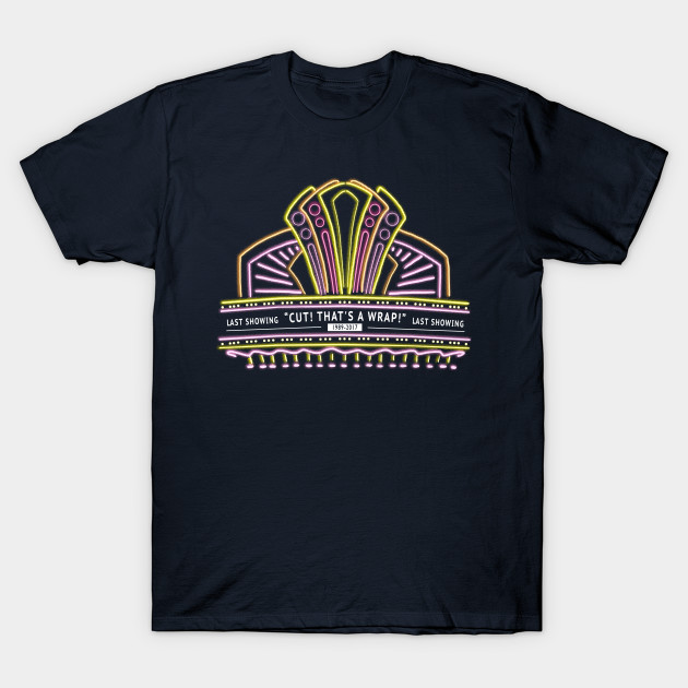 The Grand Exit T-Shirt-TOZ