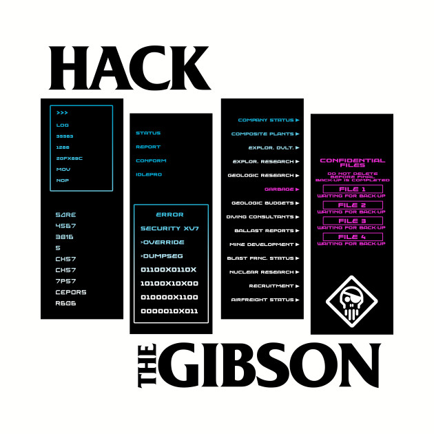 Hack the Gibson