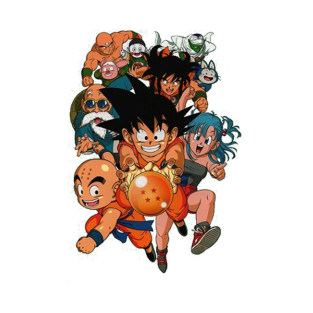 Dragon Ball Gt T Shirts Teepublic
