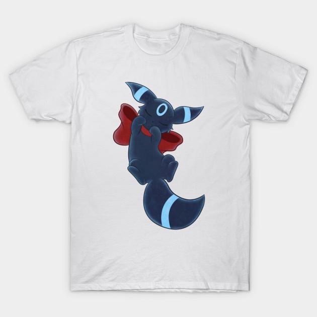 e44280554 Chibi shiny Umbreon - Pokemon - T-Shirt   TeePublic