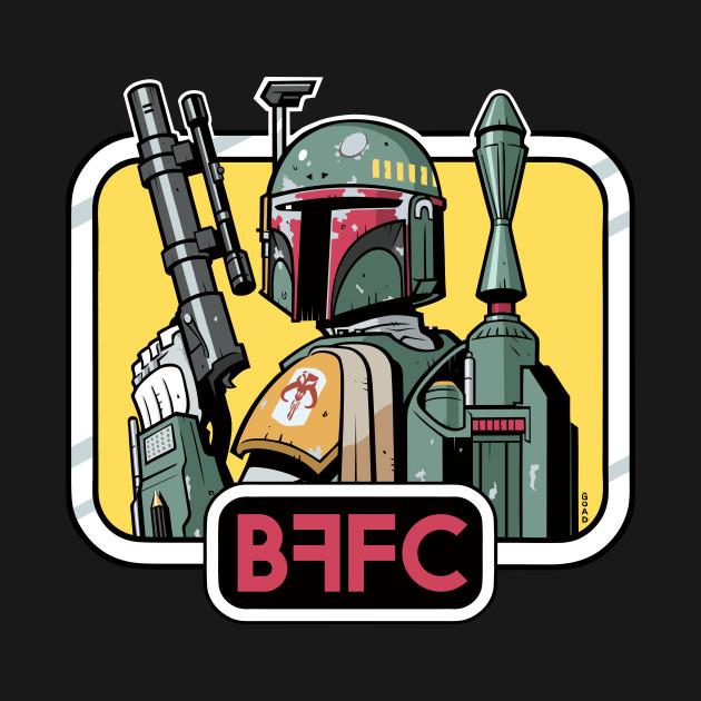 "Boba Fett Fan Club 21 Years (""Empire"")"