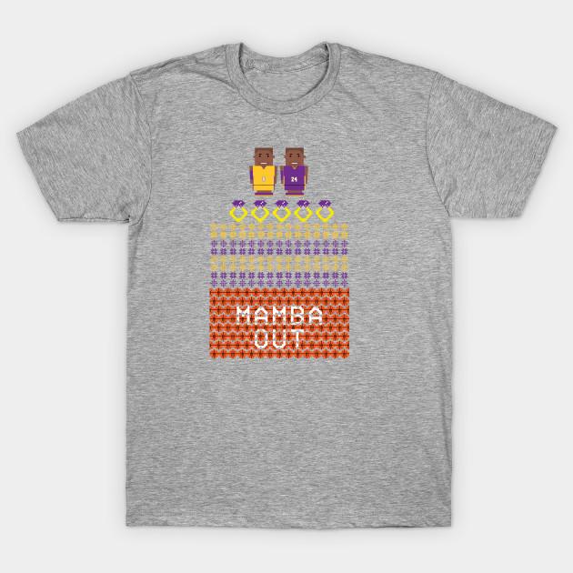 a3da0d586b9 Bryant Lakers - Nba - T-Shirt   TeePublic