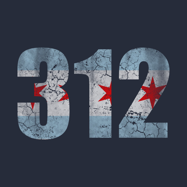 Chicago Flag 312