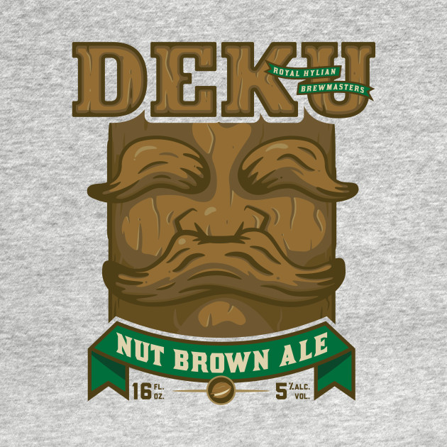 Deku Nut Brown Ale