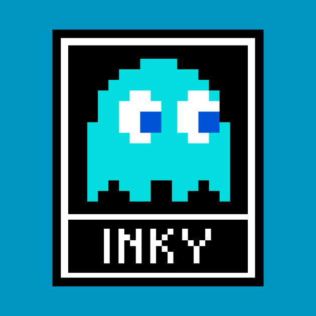 Image result for inky pacman