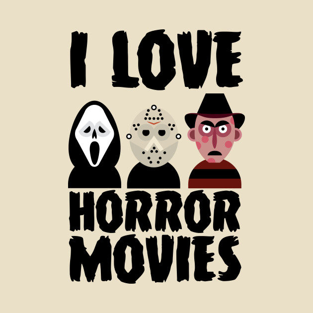 Image result for i love horror movies