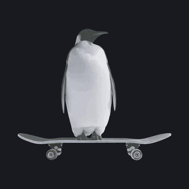 Penguin Skateboard