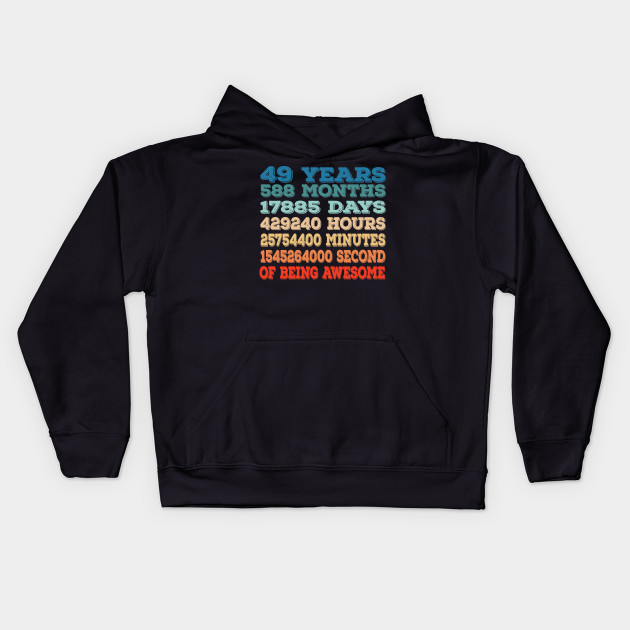 Adults Novelty Hoodie Grandad Since Add your own Year Celebration Birthday Gift