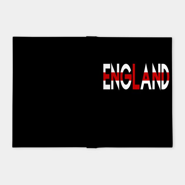England with Flag