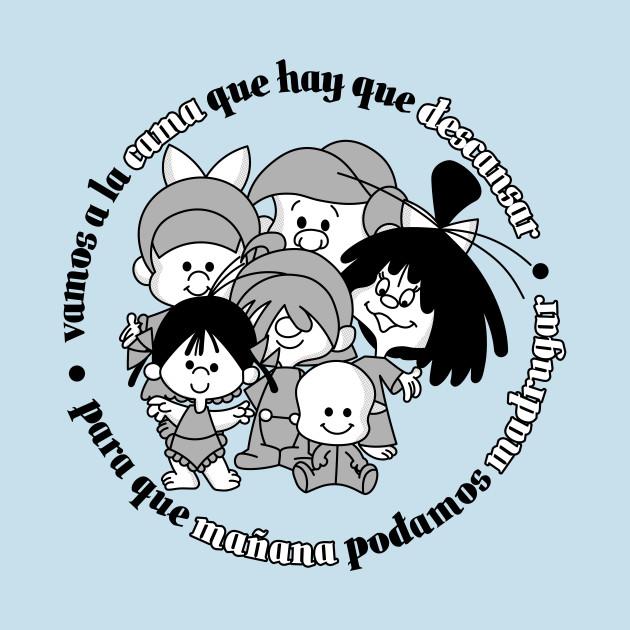 familia telerin cartoons t shirt teepublic