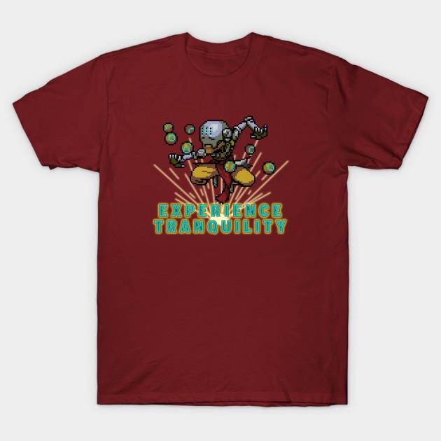 Overwatch 16 Bit Zenyatta Quote Overwatch T Shirt Teepublic