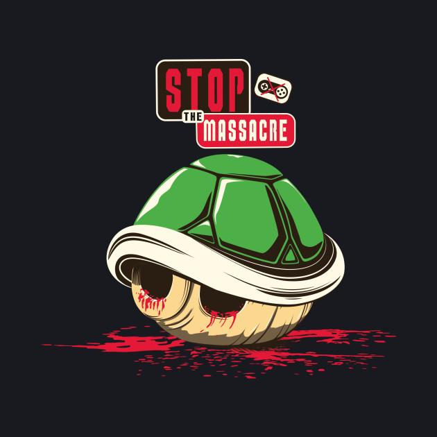Stop the massacre
