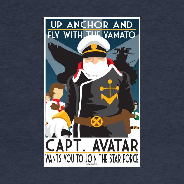 Join The Star Blazers