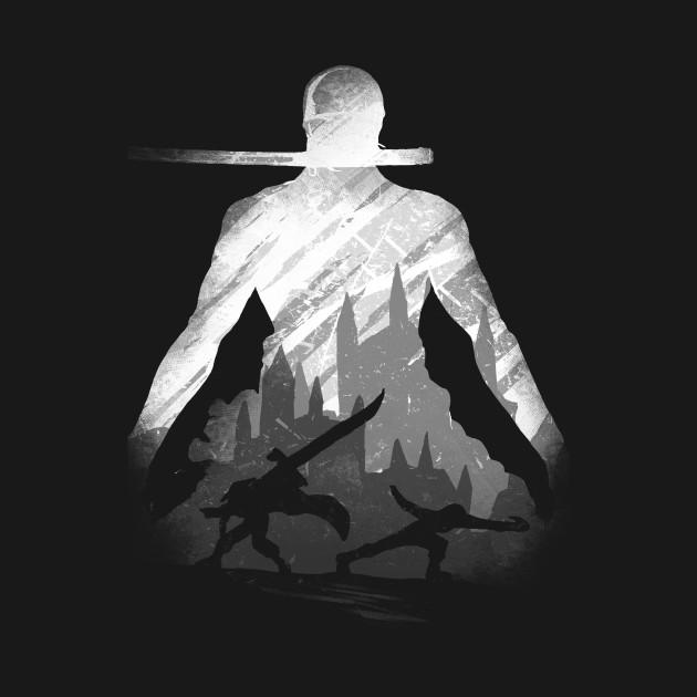 Monochrome Hunter T-Shirt