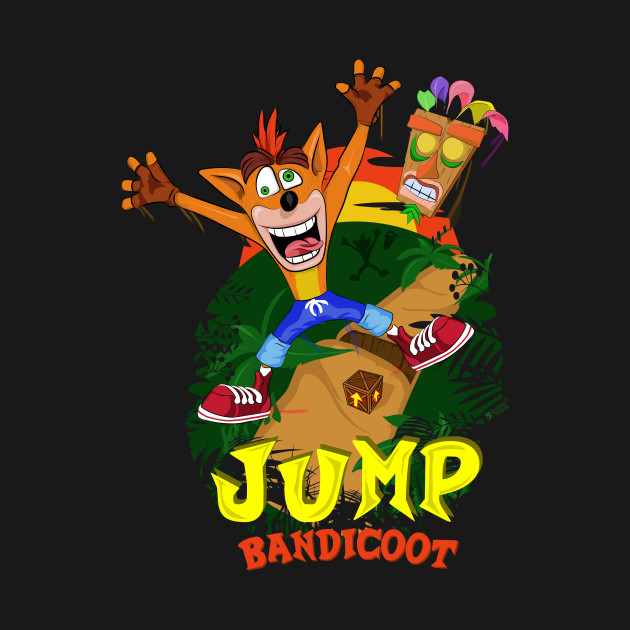 Jump Bandicoot