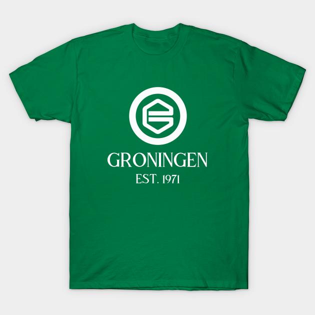 Fc Groningen Fc Groningen T Shirt Teepublic