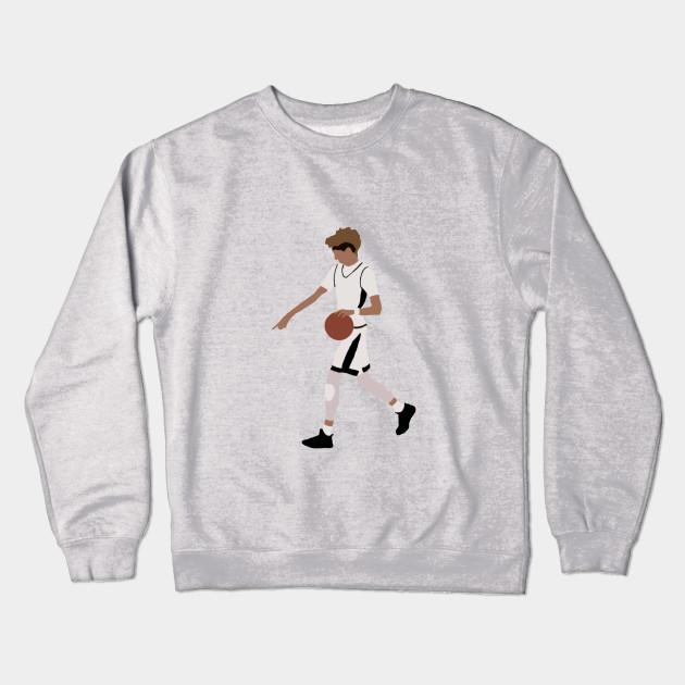 672eaba11 LaMelo Ball From Half Court - Lamelo Ball - Crewneck Sweatshirt ...