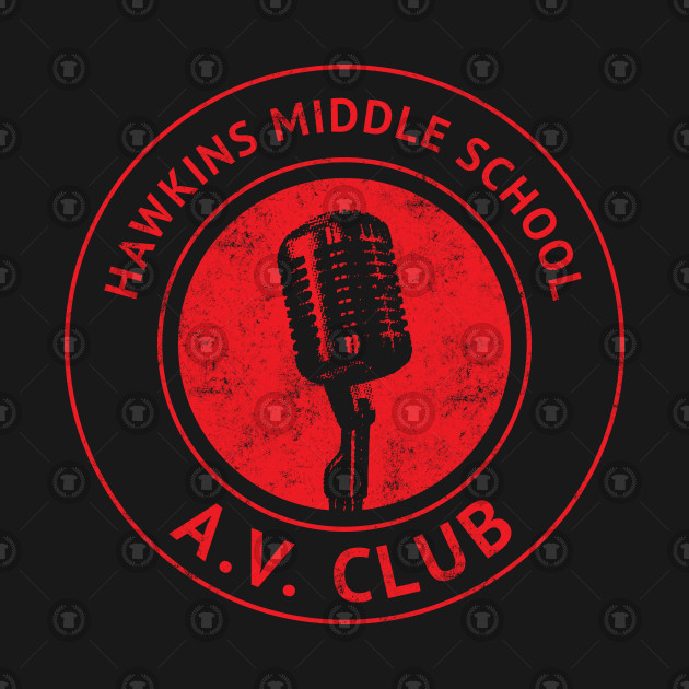 Hawkins Middle School A.V. Club