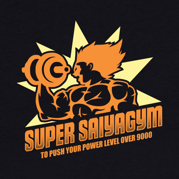 Super Saiyagym