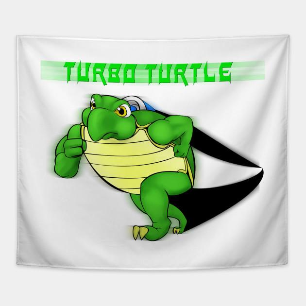 turbo turtle liquidruby tapestry teepublic