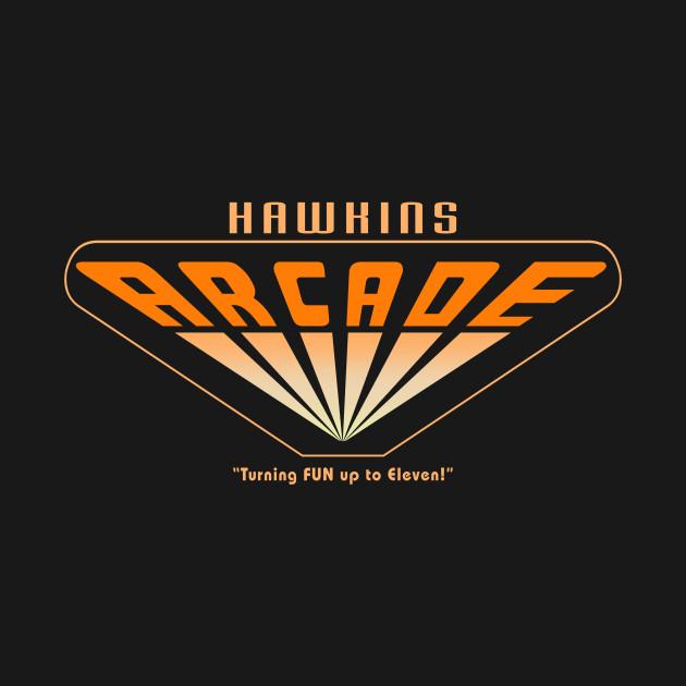 Hawkins Arcade