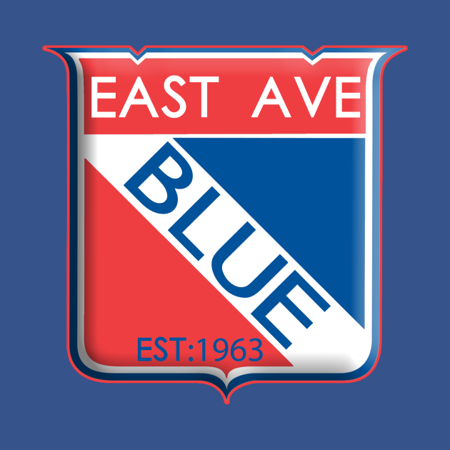 East Ave Blue