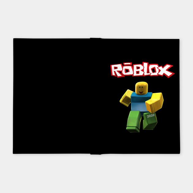 New Roblox Noob 2020 Roblox Noob 2020 Roblox Notebook Teepublic