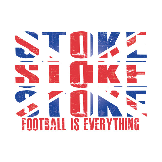 Football Is Everything - Stoke City - T-Shirt