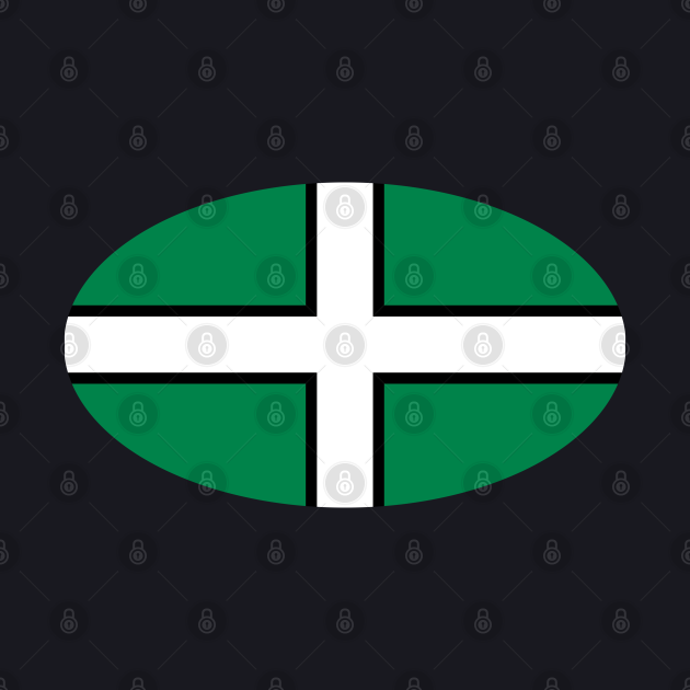 Flag of Devon