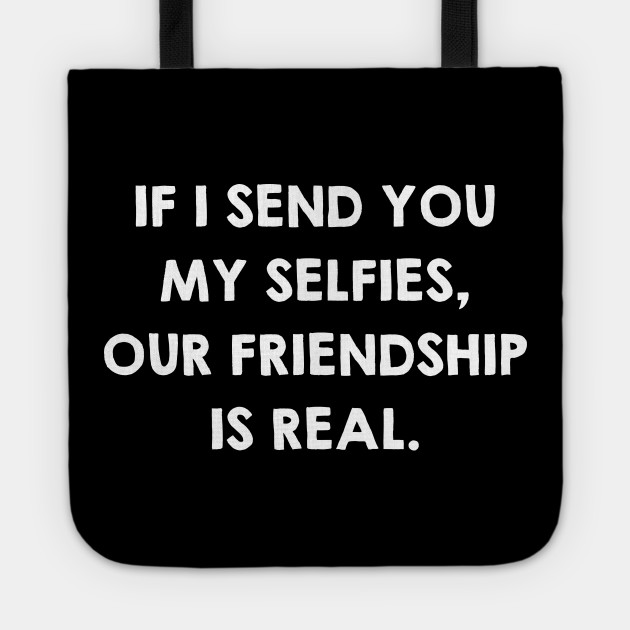 Real Friends BFF. Funny Friendship Quotes / Sayings Gifts
