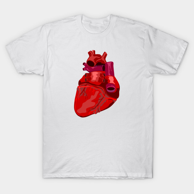 Funny Valentines Day Gift Anatomical Heart Valentines Day Gift