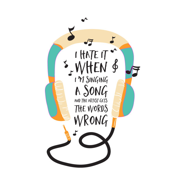 I Hate it When I\'m Singing a Song