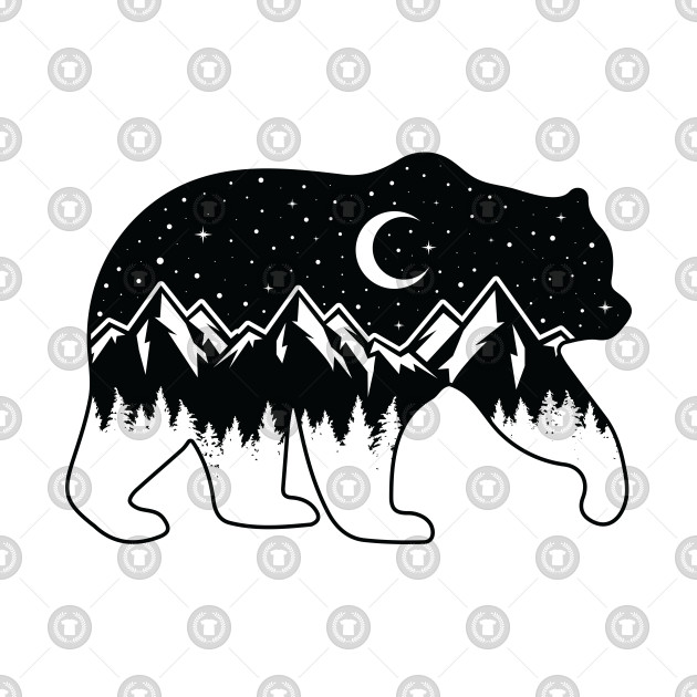 Night Sky Bear