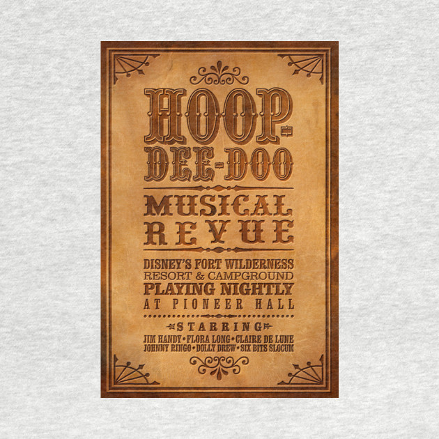 Hoop Dee Doo Musical Review Disney World